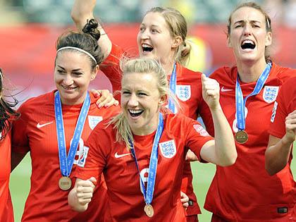 World Cup nữ 2015: Kỳ tích của người Anh