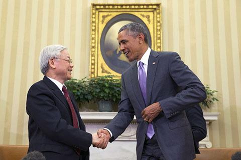 VIDEO: Tổng thống Barack Obama đã nói gì về quan hệ Việt Nam - Hoa Kỳ?