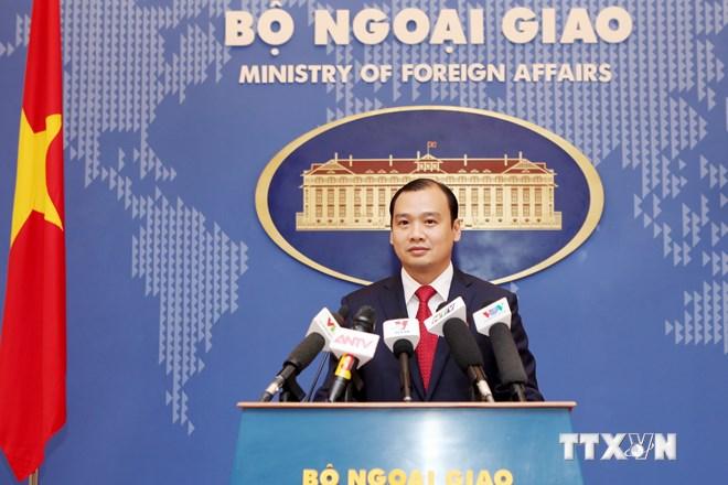 Việt Nam cử đoàn dự phiên tranh tụng tại Trụ sở Tòa án Trọng tài liên quan đến tranh chấp ở Biển Đông