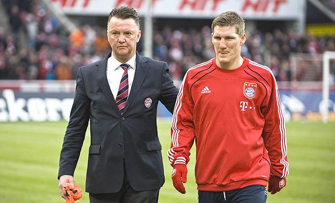Schweinsteiger tới Man United: Niềm vui xen kẽ nỗi lo