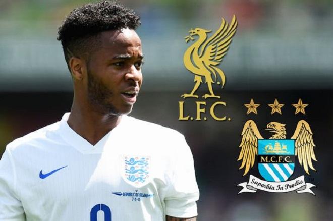 Liverpool đồng ý bán Sterling cho Man City với giá kỷ lục 49 triệu bảng