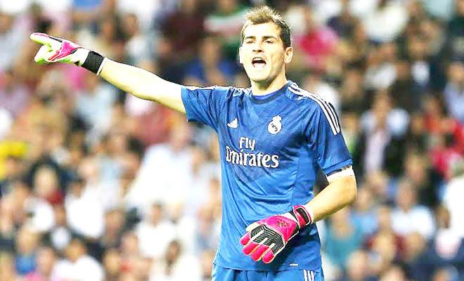 Iker Casillas đã sống như huyền thoại ở Madrid