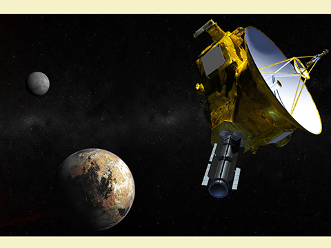 Vượt 4,88 tỷ km trong 9 năm, tàu vũ trụ Mỹ 'sốc' trước sao Diêm Vương