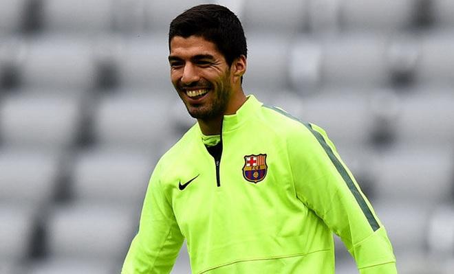Luis Suarez: 'Đá cho Barca là phải chiến thắng tất cả'