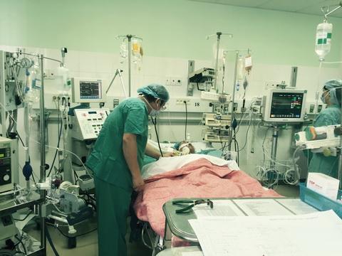 Kỳ tích vượt 1000 km thần tốc ghép tim, phổi: Phải chuyển máu hiếm từ xa về tiếp cho nạn nhân