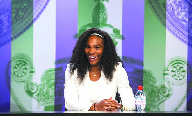 Hướng tới US Open: Serena đã sẵn sàng thâu tóm các kỷ lục