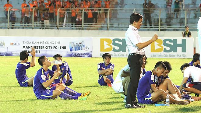 HAGL sau trận thua SHB Đà Nẵng: Bên bờ vực thẳm