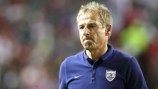 Mỹ bị loại ở bán kết Gold Cup 2015: Đội tuyển Mỹ & bước lùi lớn