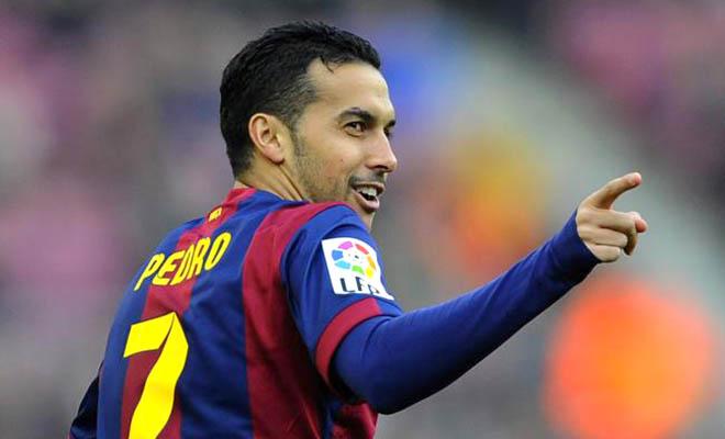 Pedro rời Barca không phải vì tiền