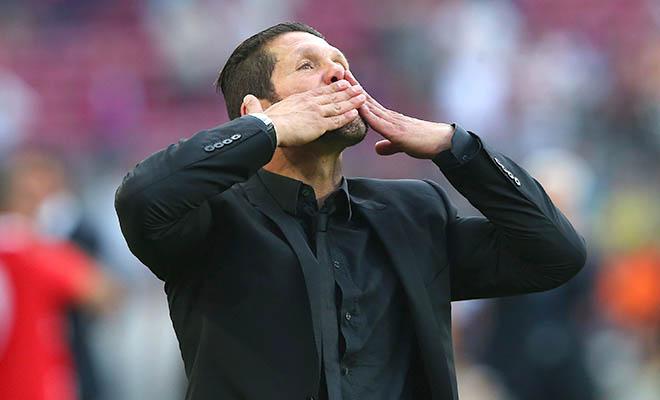 Atletico càng 'thầm lặng một cách nguy hiểm', Real và Barca càng lo lắng