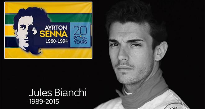 Từ Ayrton Senna đến Jules Bianchi: 20 năm tử thần lại gọi tên