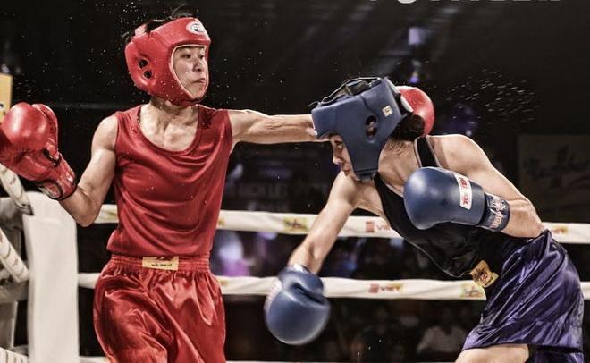 Boxing Let's Viet 2015: Những bóng hồng thượng đài