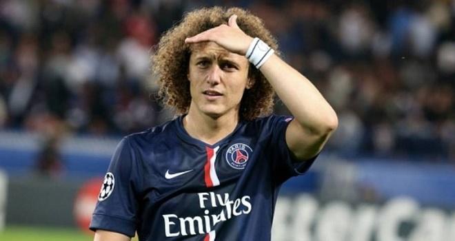 """David Luiz: """"Tôi nóng lòng được sát cánh cùng Di Maria thêm lần nữa"""""""