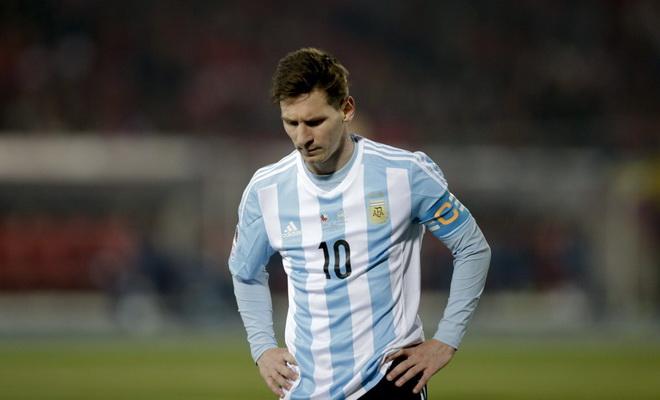 'Messi rồi sẽ ngừng đá cho tuyển Argentina'