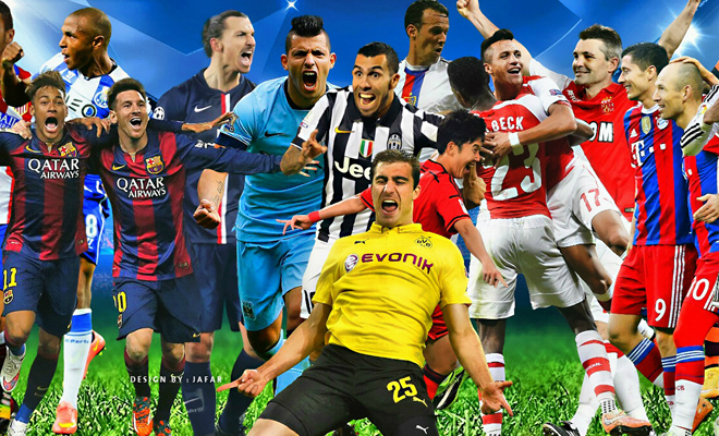 Mùa 2015-16, người Việt xem Ngoại hạng Anh, Liga, UEFA Champions League trên kênh nào?
