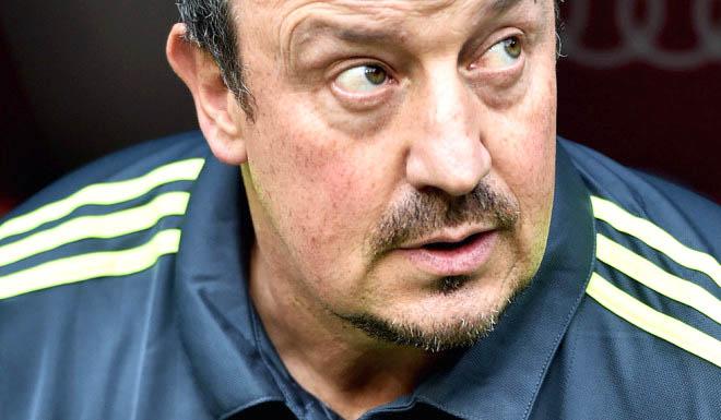 Rafa Benitez và Real Madrid: Khó thành công vì thiếu mềm dẻo