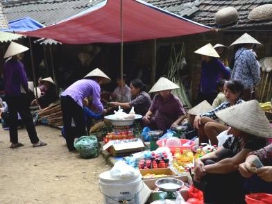 Chuyện Hà Nội: Văn hóa chợ
