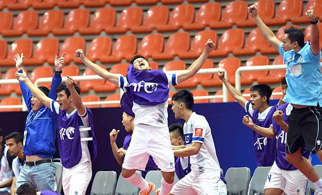 Ông Trần Anh Tú: 'Muốn đội tuyển dự World Cup phải có giải VĐQG mạnh'