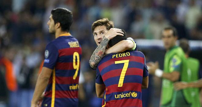 Pedro từ chối Man City, đồng ý gia nhập Man United