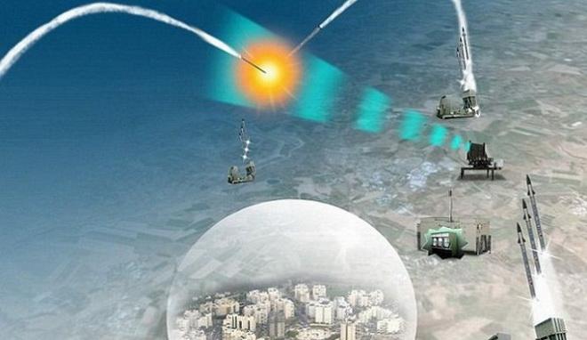 Israel công bố vị cứu tinh mới: 'lưỡi gươm' laser sắp vung lên giữa cơn mưa rốckét