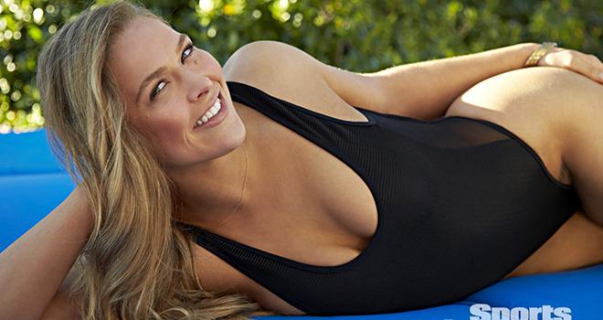 Ronda Rousey: Bóng hồng trên sàn võ