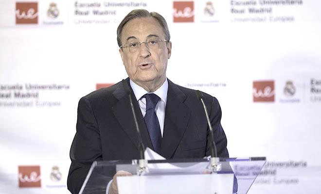 Chuyển nhượng Real Madrid: Khi Perez không còn mua siêu sao