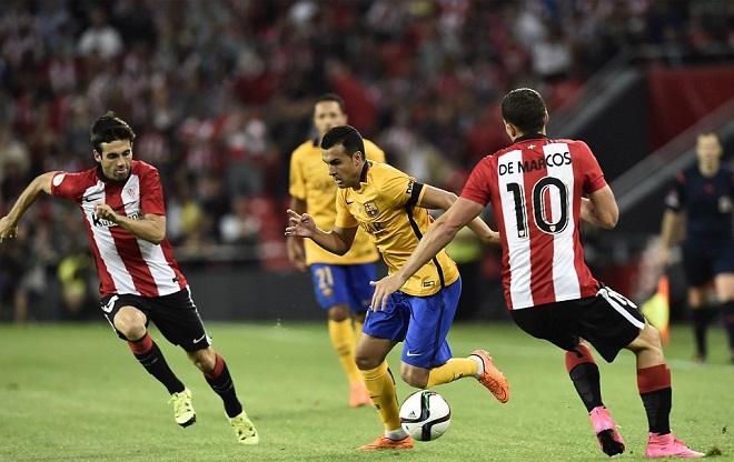 Thống kê: Barca chưa từng ngược dòng thành công khi thua cách biệt 4 bàn