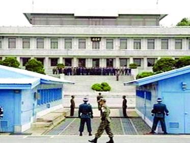 Mỹ - Hàn tập trận chung: Thông báo với Triều Tiên bằng... loa phóng thanh