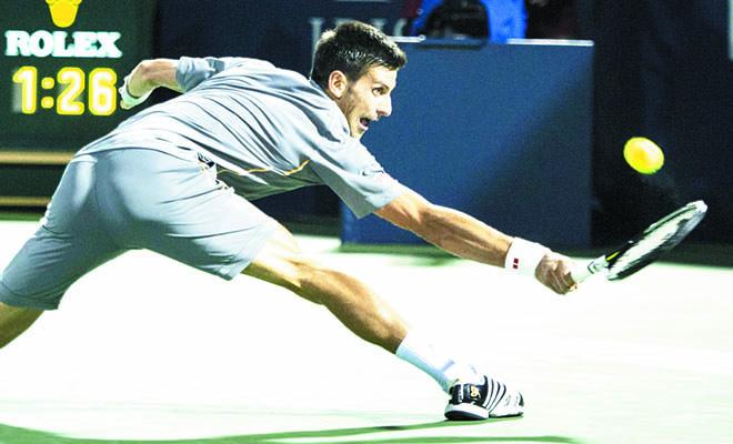 Rogers Cup 2015: Nỗi buồn Nadal, Djokovic 'hút chết'