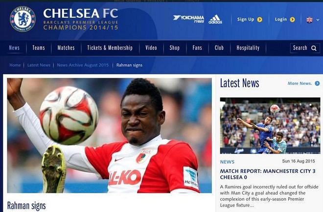 Vừa thua Man City 0-3, Chelsea thông báo mua Baba với giá 21,7 triệu bảng