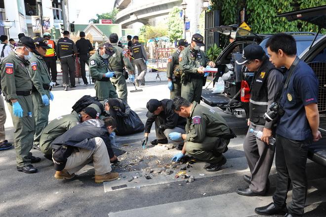 Vụ nổ bom Bangkok: Thủ phạm 'tàn độc hơn IS', dùng bom bi gây sát thương kinh hoàng