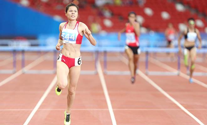 Nguyễn Thị Huyền tại giải điền kinh VĐTG 2015: Thất bại của bài toán hiệu quả