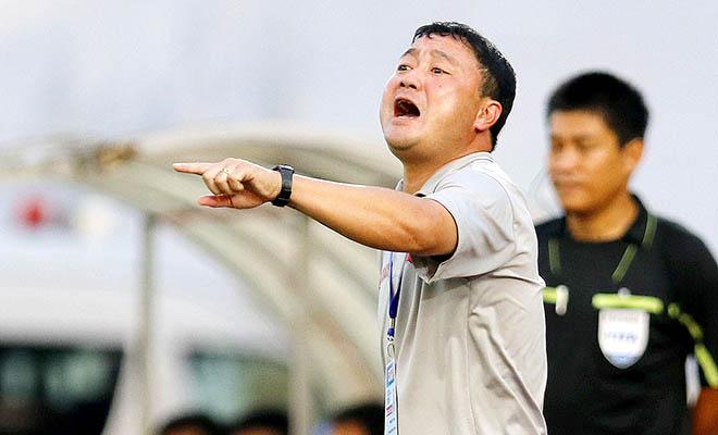 Chuyên gia Vũ Mạnh Hải: HLV Trương Việt Hoàng ấn tượng nhất