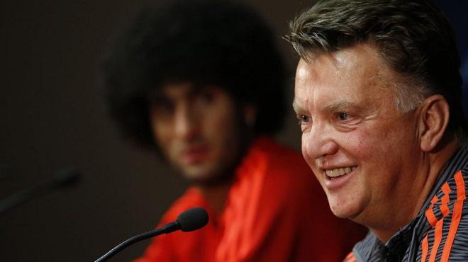 Nỗi ám ảnh cầm bóng của Van Gaal có thể làm hại Man United
