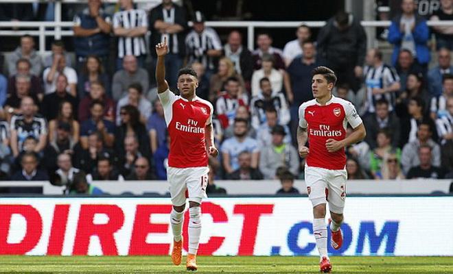 Newcastle 0–1 Arsenal: Oxlade Chamberlain lập công, Arsenal nhọc nhằn vượt khó
