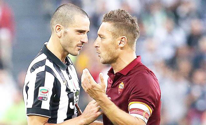 23h00 ngày 30/8, Roma - Juventus: Juve, Roma không còn thống trị Serie A?