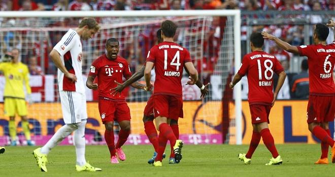 Bayern hạ Leverkusen bằng đội hình không trung vệ: Vì trung vệ là thứ... vớ vẩn