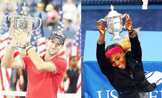US Open 2015 khởi tranh: Ai ngăn nổi Djokovic, Serena?