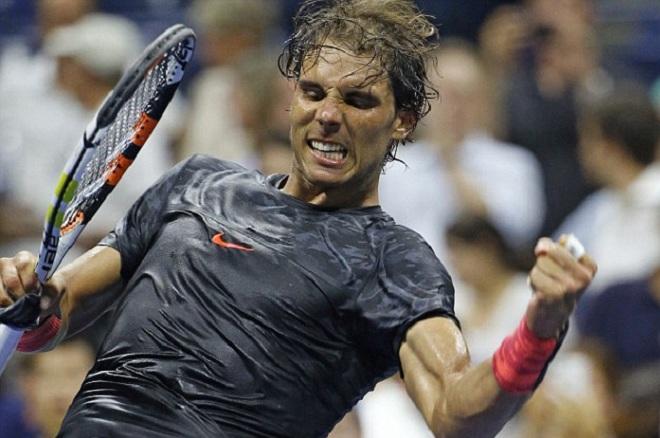 Vòng 1 US Open 2015: Nadal đã thắng, nhưng thừa nhận 'mệt, ra mồ hôi nhiều'