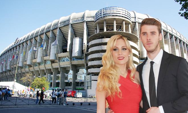 Bạn gái De Gea thất vọng vì không được chuyển tới Madrid