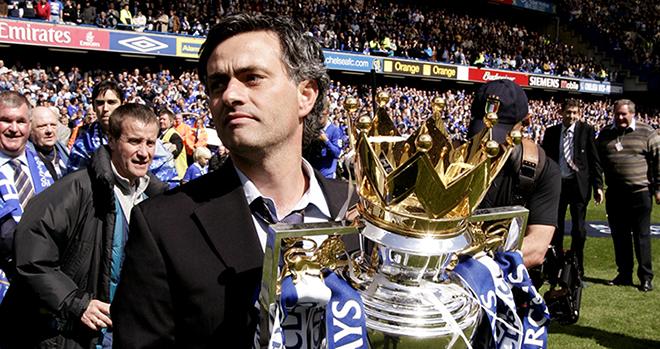 Jose Mourinho được đưa vào sách kỷ lục Guinness