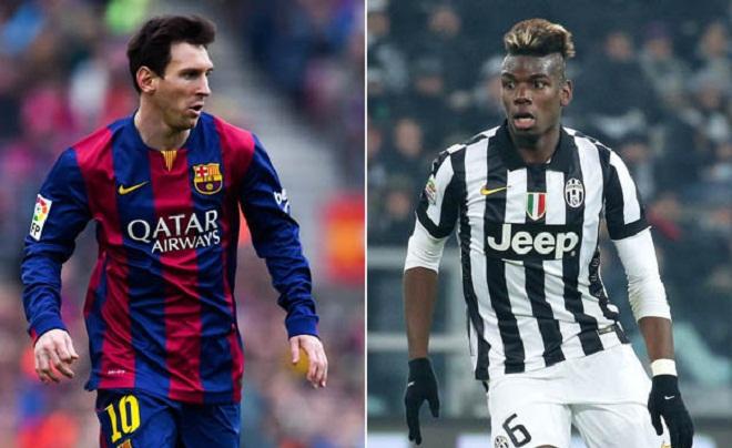 CẬP NHẬT tin tối 4/9: Barca sẽ không bao giờ bán Messi. Pogba từ chối đến Chelsea với giá 85 triệu euro