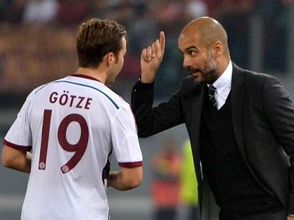 Vì Guardiola, Goetze không thể tỏa sáng tại Bayern?