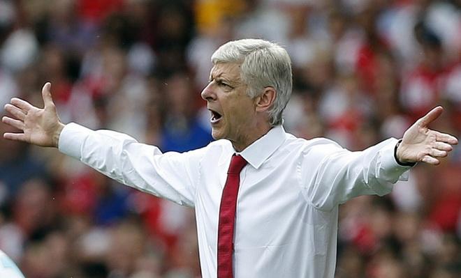 'Arsenal may mắn thì vào top 4 Premier League. Wenger sắp mất việc'