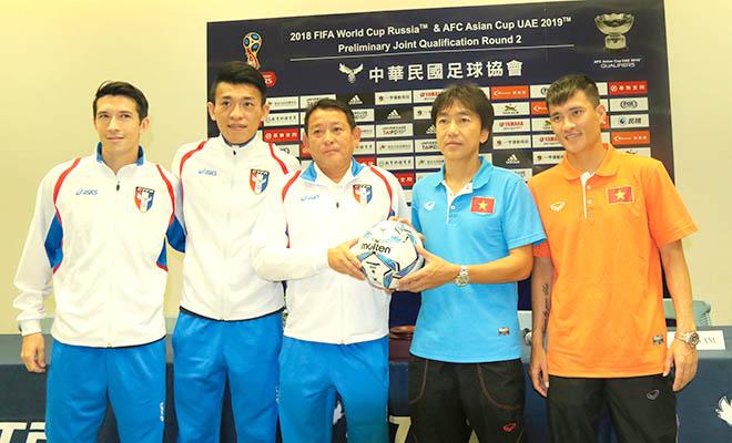 HLV Toshiya Miura: 'Thua Thái Lan nên phải thắng Đài Loan'
