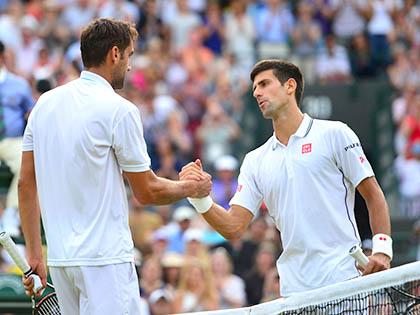 Góc Phạm Tấn: Tại sao Djokovic phải e ngại Cilic?