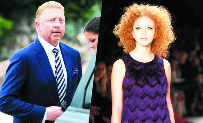 Bí ẩn cuộc tình của Boris Becker