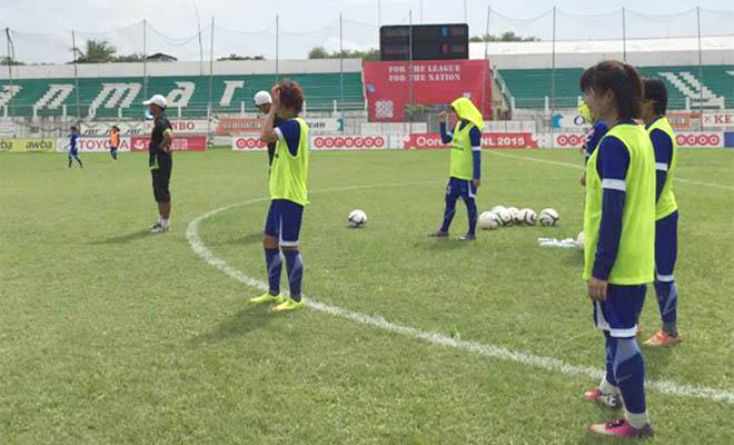 19h00 sân Mandalar Thiri, Việt Nam – Myanmar: 3 điểm là lựa chọn duy nhất