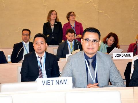 Việt Nam tổ chức toạ đàm về quyền trẻ em bên lề khóa họp Hội đồng Nhân quyền LHQ