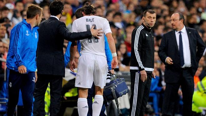 Barca và Real Madrid bị bão chấn thương tàn phá